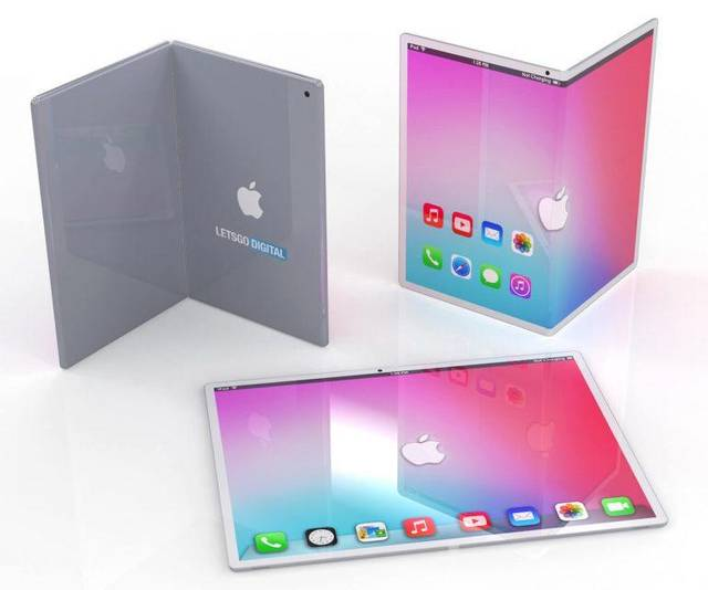 """Foldable iPad is Probably Launched in 2021"""